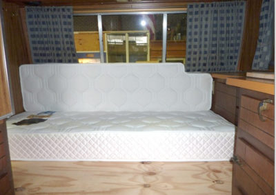 camper matras / bank